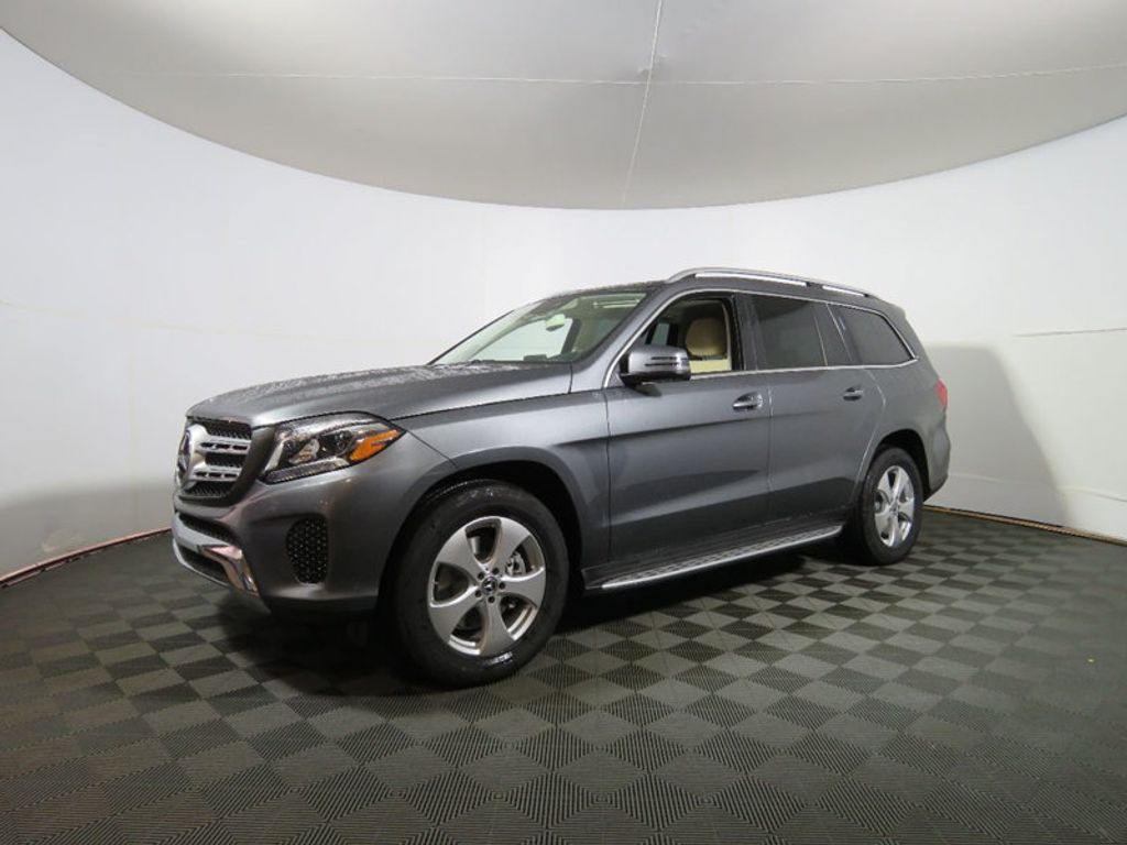 2018 Mercedes-Benz GLS GLS 450 4MATIC SUV - 16805567 - 2