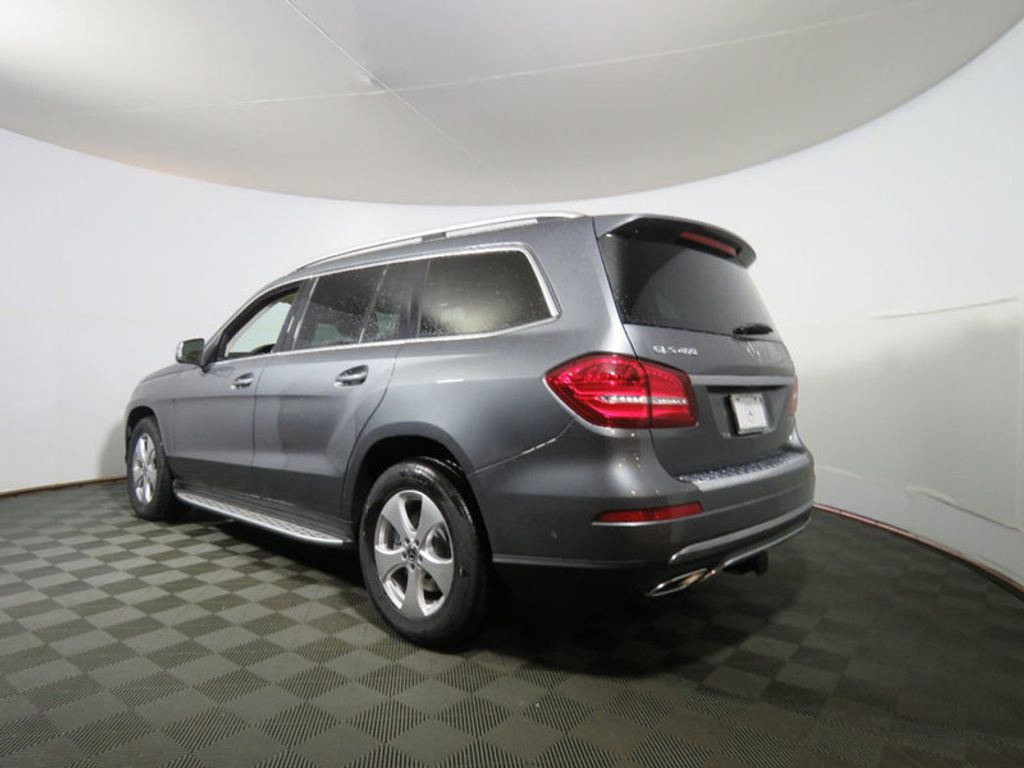 2018 Mercedes-Benz GLS GLS 450 4MATIC SUV - 16805567 - 4