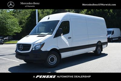 "New 2018 Mercedes-Benz Sprinter Cargo Van 2500 High Roof V6 170"" RWD"