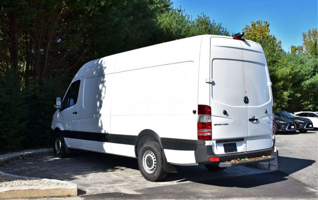 "2018 Mercedes-Benz Sprinter Cargo Van 2500 High Roof V6 170"" RWD - 18199106 - 2"
