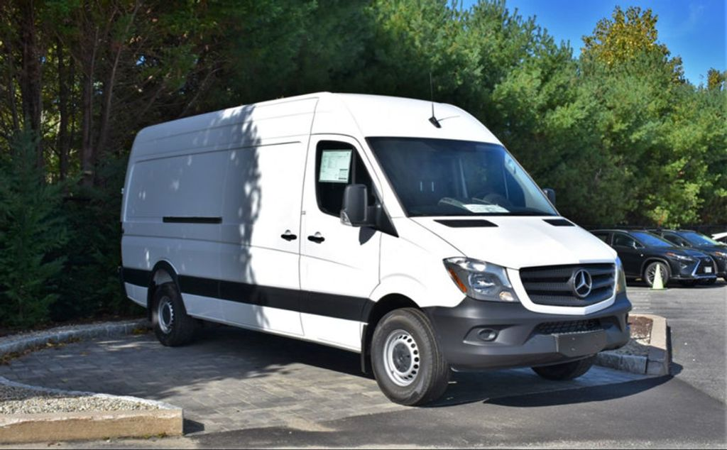 "2018 Mercedes-Benz Sprinter Cargo Van 2500 High Roof V6 170"" RWD - 18199106 - 6"