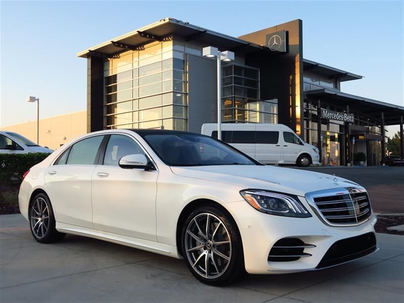 Mercedes Benz Cpo >> 2018 Mercedes-Benz S-Class S 450 Sedan Not Specified for ...