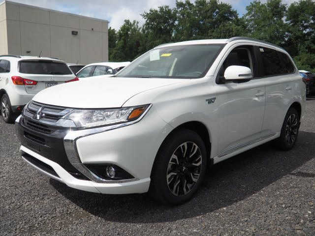 2018 Mitsubishi Outlander PHEV GT S-AWC SUV for Sale Red Bank, NJ - $42,310  - Motorcar com