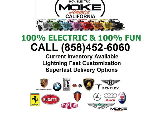 2018 MOKE America eMOKE  - 17478949 - 5