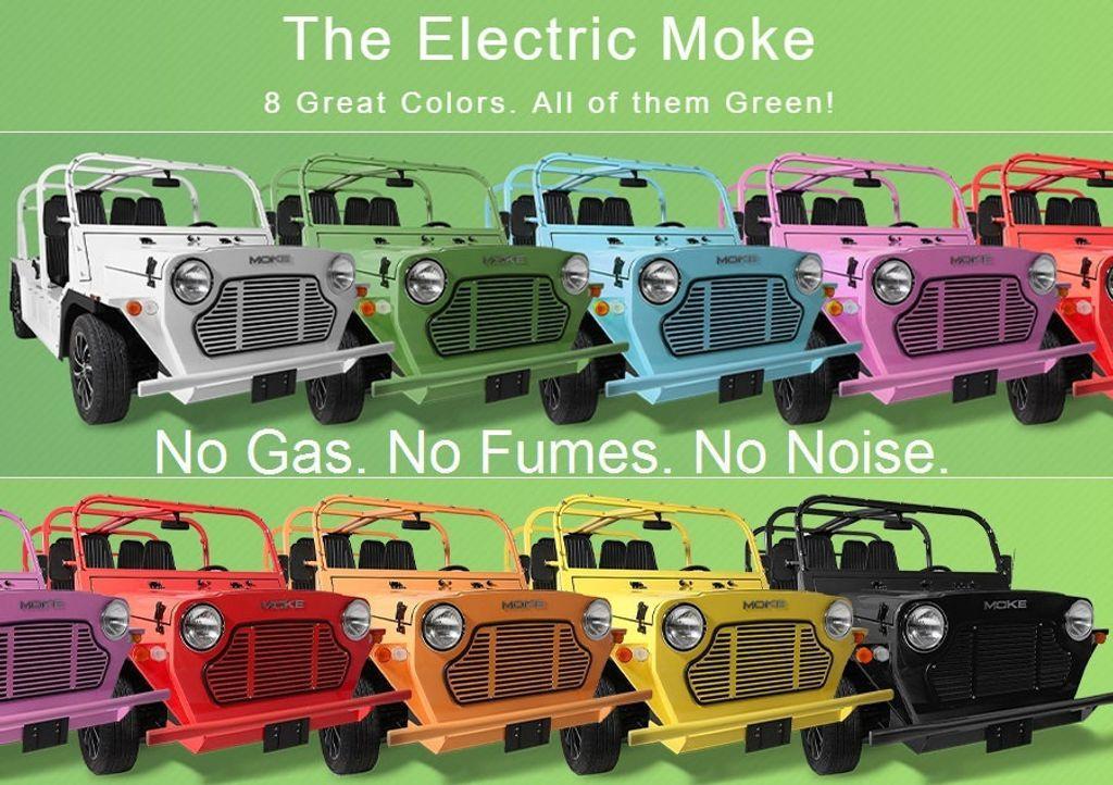 2018 MOKE AMERICA eMOKE  - 18407873 - 9