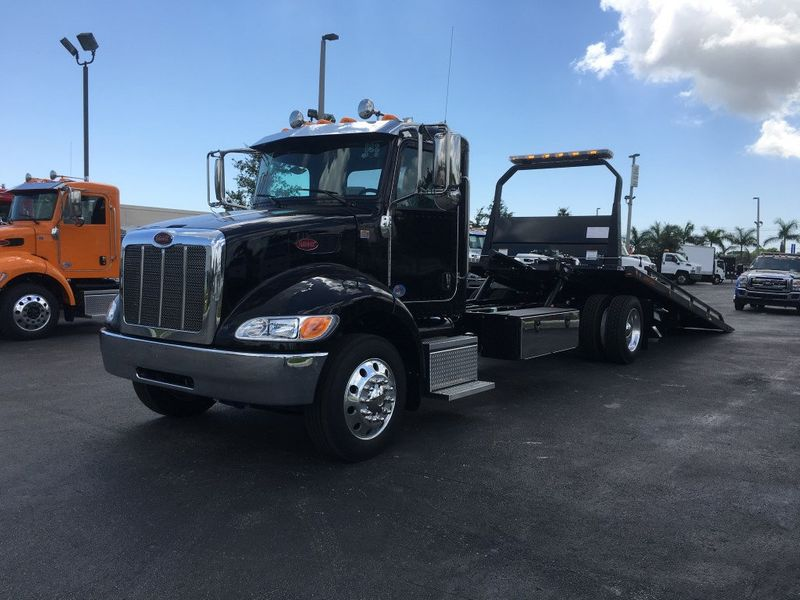 2018 Peterbilt 337 ..AIR BRAKE..AIR RIDE SUS..22SRR6T-W-LP (LCG) ROLLBACK - 15407380 - 12