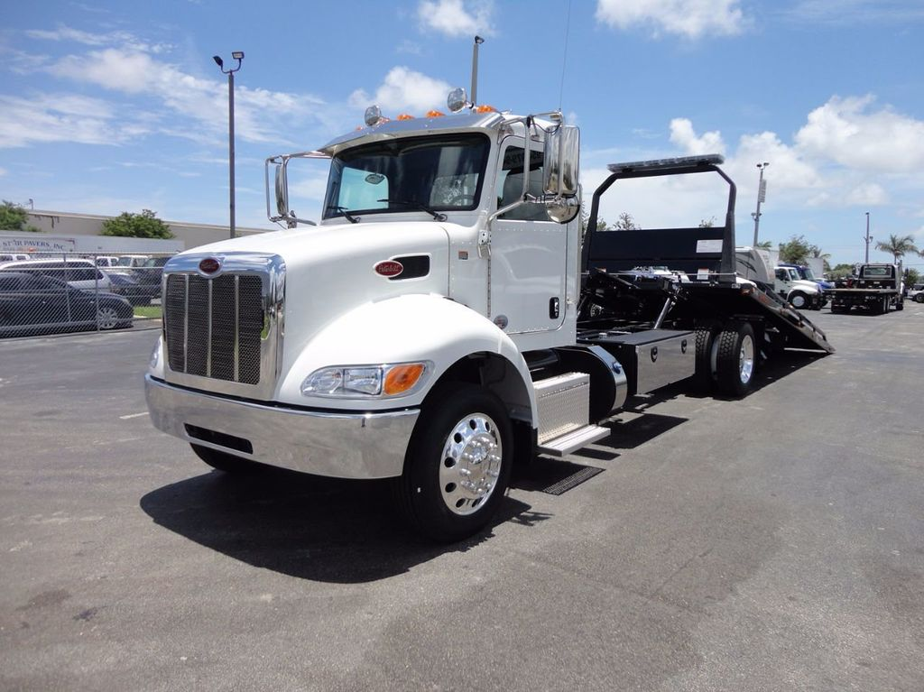 2018 Peterbilt 337 ..AIR BRAKE..AIR RIDE SUS..22SRR6T-W-LP (LCG) ROLLBACK - 16520029 - 0