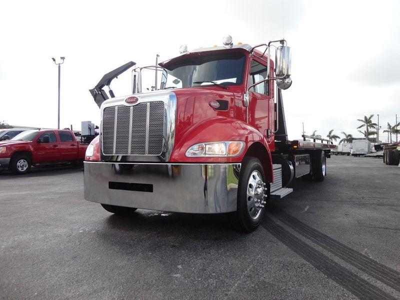 2018 Peterbilt 337 ..AIR BRAKE..AIR RIDE SUS..22SRR6T-W-LP (LCG) ROLLBACK - 16857884 - 31
