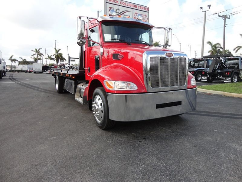 2018 Peterbilt 337 ..AIR BRAKE..AIR RIDE SUS..22SRR6T-W-LP (LCG) ROLLBACK - 16857884 - 33