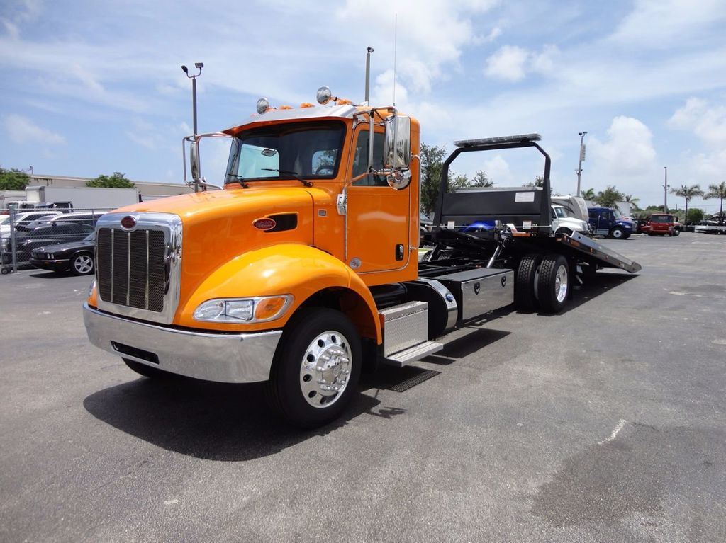 2018 Peterbilt 337 ..AIR BRAKE..AIR RIDE SUS.22SRRD6T-W-LP SHARK ROLLBACK - 16535382 - 1