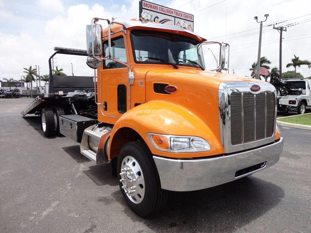 2018 Peterbilt 337 ..AIR BRAKE..AIR RIDE SUS.22SRRD6T-W-LP SHARK ROLLBACK - 16535382 - 5