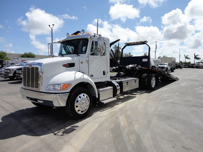 2018 Peterbilt 337 ..AIR BRAKE..AIR RIDE SUS.22SRRD6T-W-LP SHARK ROLLBACK - 16917072 - 1
