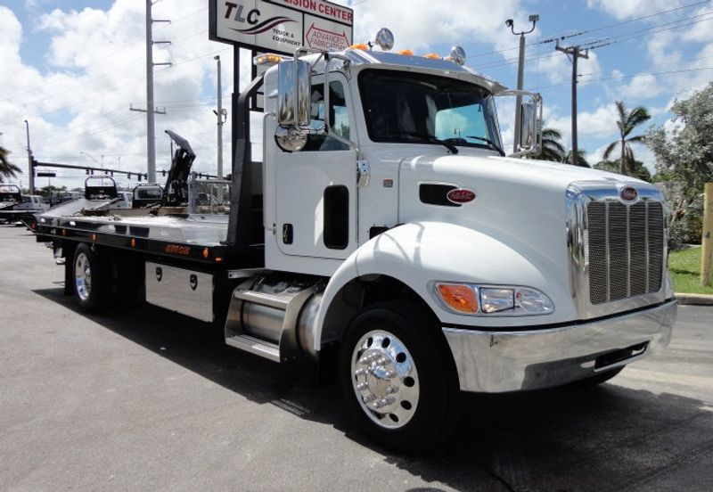 2018 Peterbilt 337 ..AIR BRAKE..AIR RIDE SUS.22SRRD6T-W-LP SHARK ROLLBACK - 16917072 - 29
