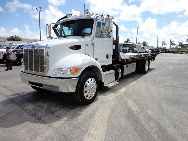 2018 Peterbilt 337 ..AIR BRAKE..AIR RIDE SUS.22SRRD6T-W-LP SHARK ROLLBACK - 16917072 - 31