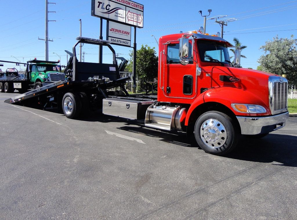 2018 Peterbilt 337 ..AIR BRAKE..AIR RIDE SUS.22SRRD6T-W-LP SHARK ROLLBACK - 17001031 - 5