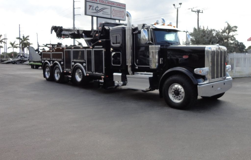 2018 Peterbilt 389 ROTATOR..JERR-DAN 60 TON 5 WINCH..POLLY BODY..SLEEPER - 17857267 - 9