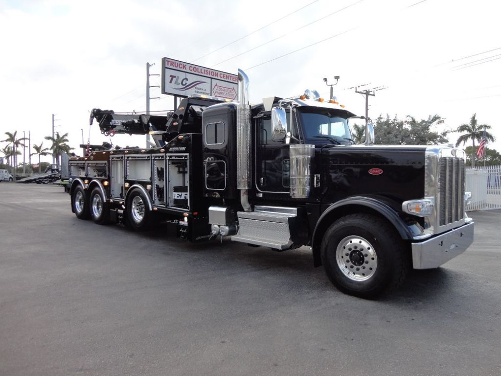 2018 Peterbilt 389 ROTATOR..JERR-DAN 60 TON 5 WINCH..POLLY BODY..SLEEPER - 17857267 - 28