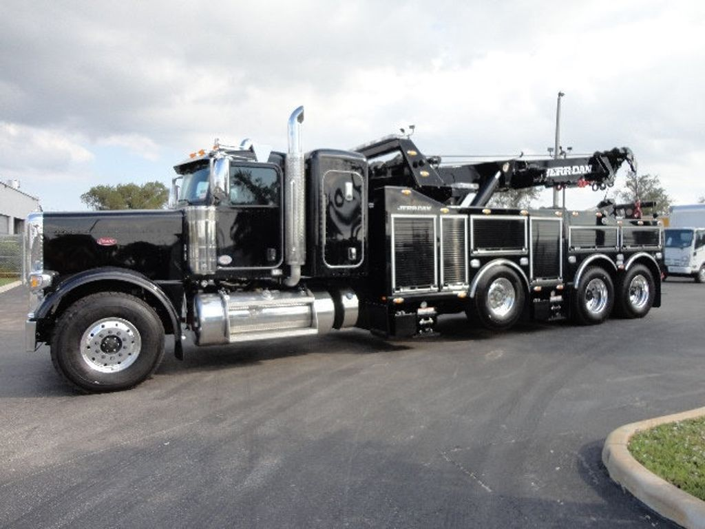 2018 Peterbilt 389 ROTATOR..JERR-DAN 60 TON 5 WINCH..POLLY BODY..SLEEPER - 17857267 - 2