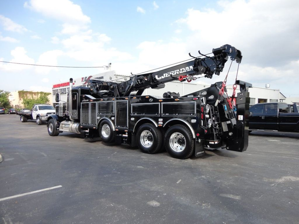 2018 Peterbilt 389 ROTATOR..JERR-DAN 60 TON 5 WINCH..POLLY BODY..SLEEPER - 17857267 - 3