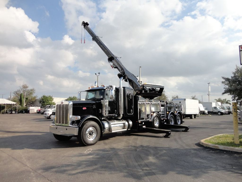 2018 Peterbilt 389 ROTATOR..JERR-DAN 60 TON 5 WINCH..POLLY BODY..SLEEPER - 17857267 - 58