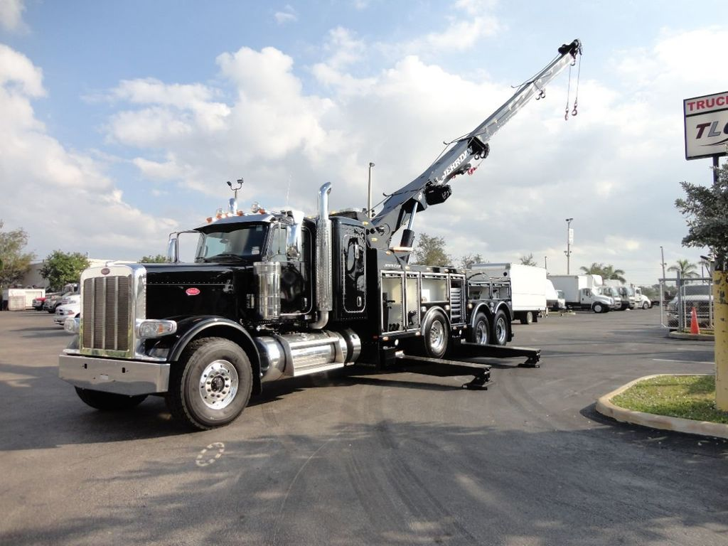 2018 Peterbilt 389 ROTATOR..JERR-DAN 60 TON 5 WINCH..POLLY BODY..SLEEPER - 17857267 - 67