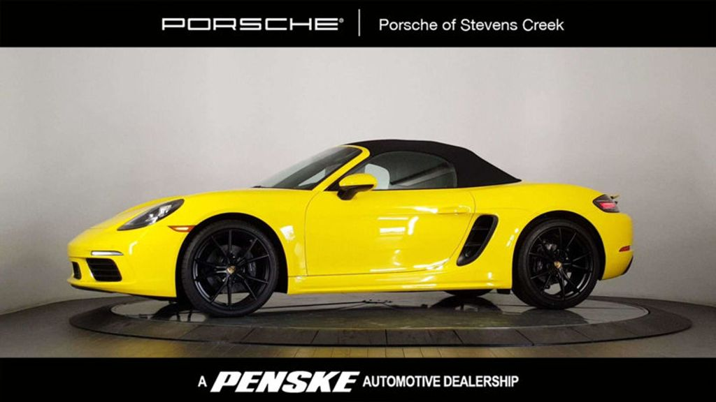Dealer Video - 2018 Porsche 718 Boxster Roadster - 17384269