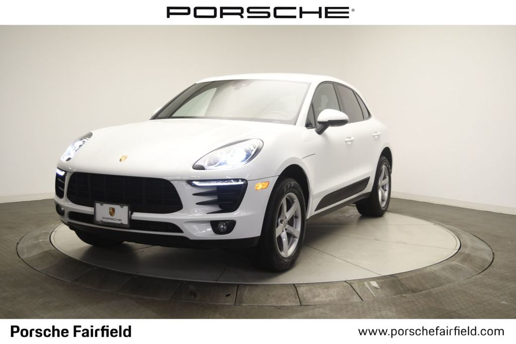 Dealer Video - 2018 Porsche Macan AWD - 17499614
