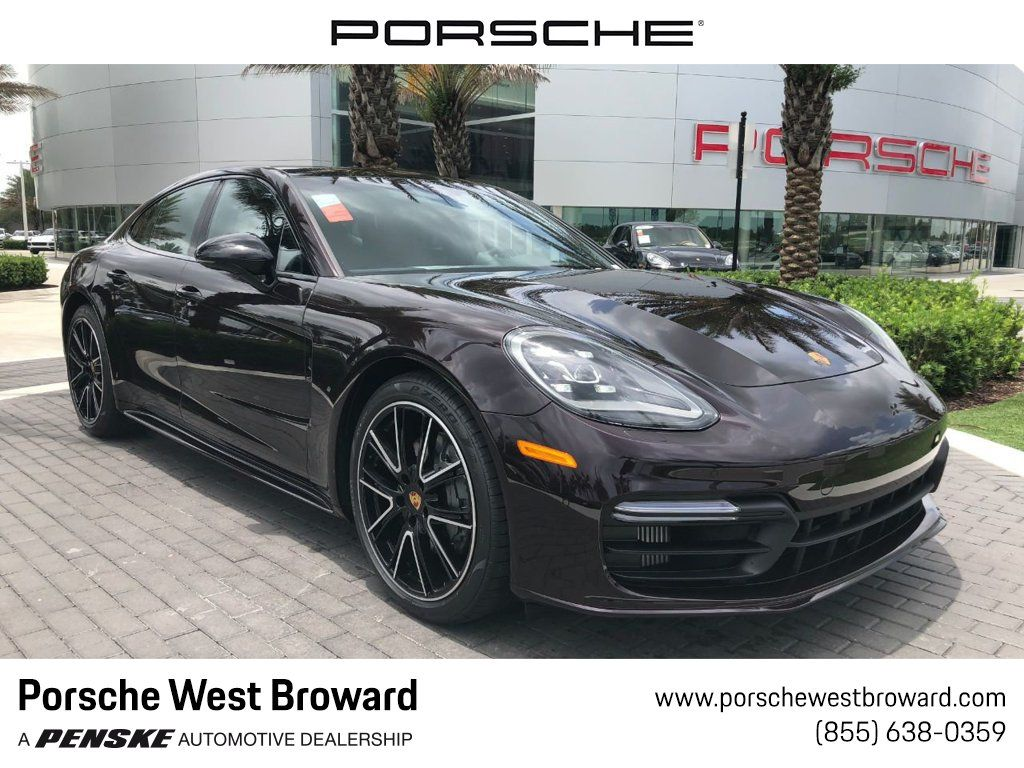 2018 Porsche Panamera 4S - 18682547 - 0