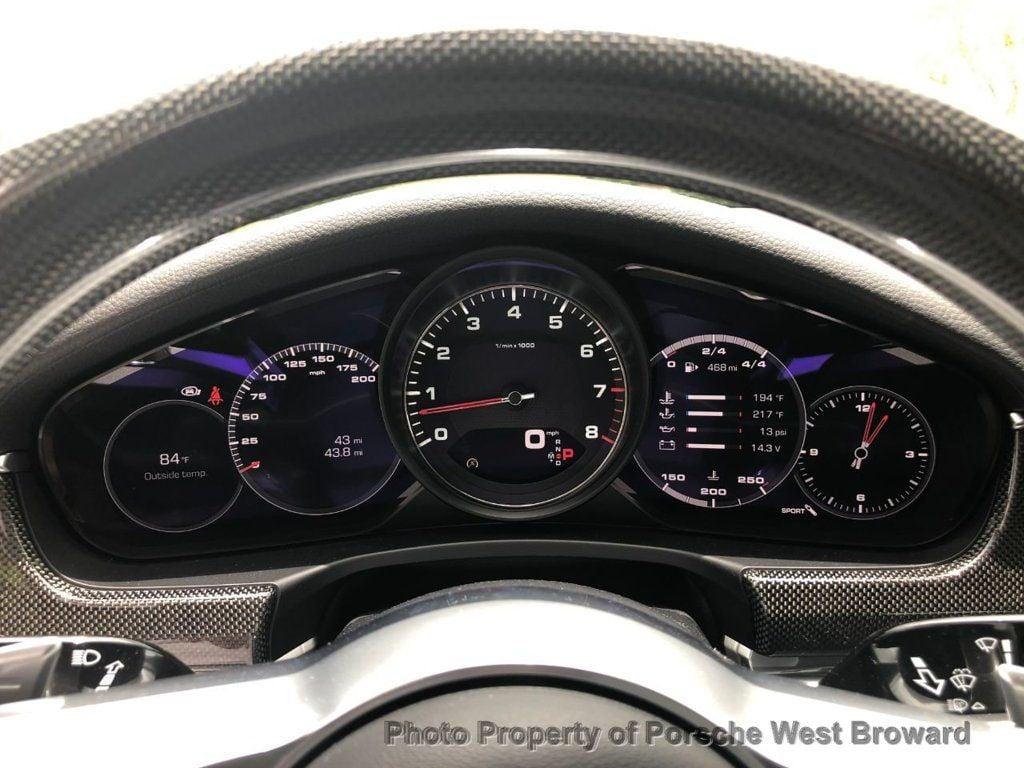 2018 Porsche Panamera 4S - 18682547 - 20