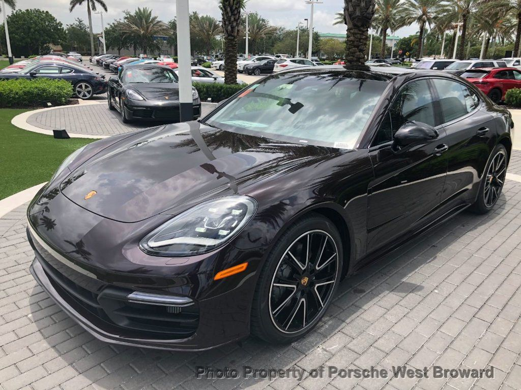 2018 Porsche Panamera 4S - 18682547 - 3
