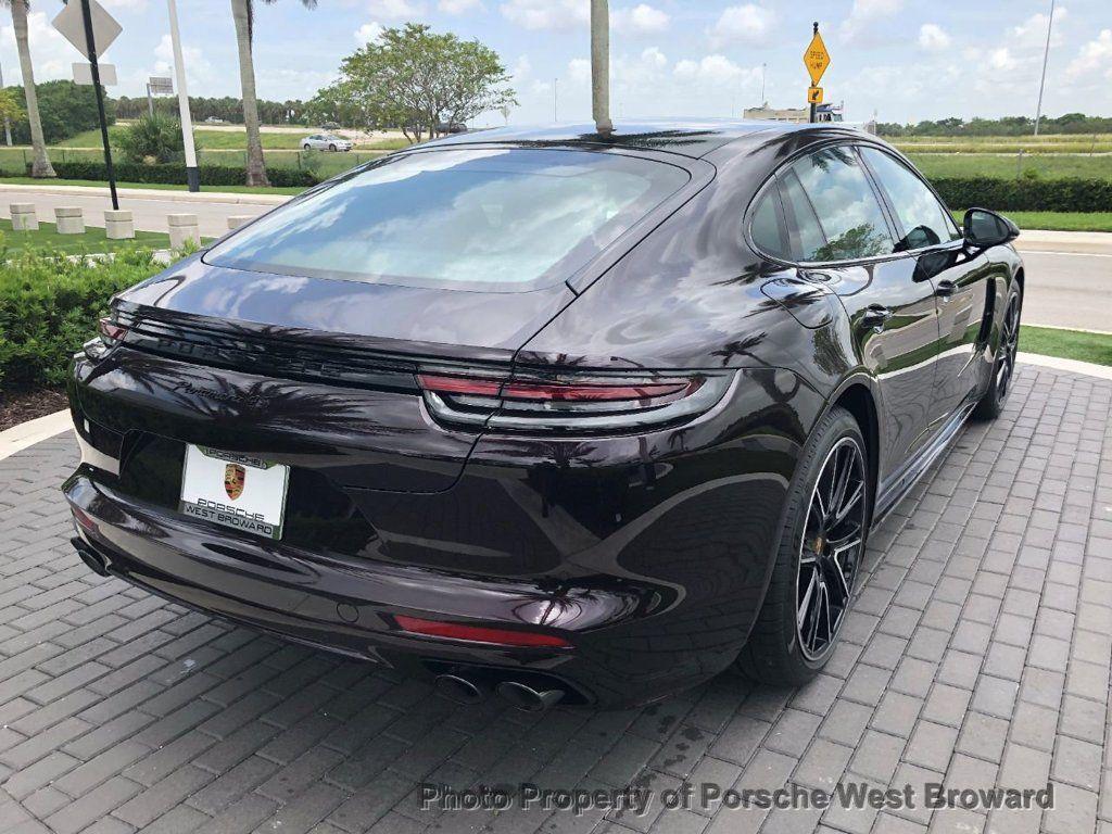 2018 Porsche Panamera 4S - 18682547 - 7