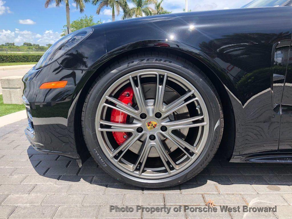 2018 Porsche Panamera Turbo AWD - 17954795 - 12