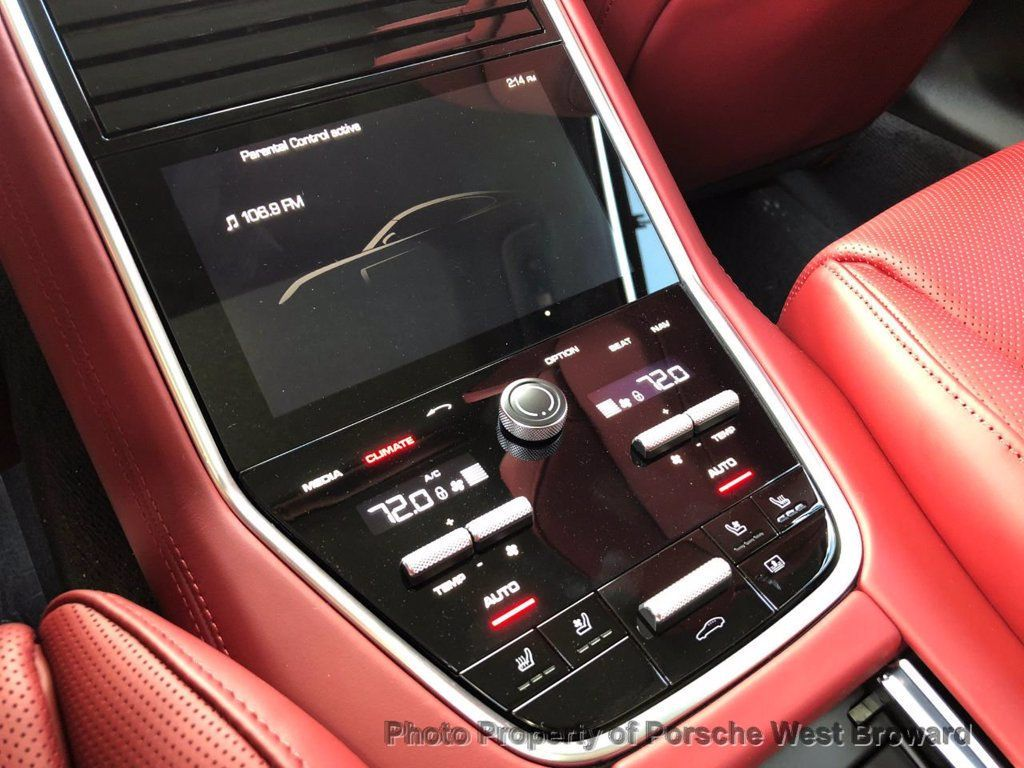 2018 Porsche Panamera Turbo AWD - 17954795 - 17