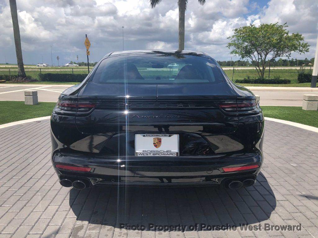 2018 Porsche Panamera Turbo AWD - 17954795 - 6