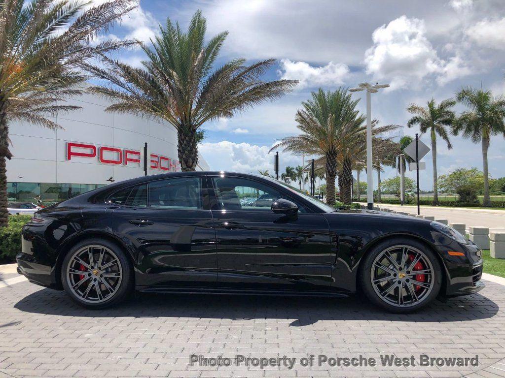 2018 Porsche Panamera Turbo AWD - 17954795 - 8