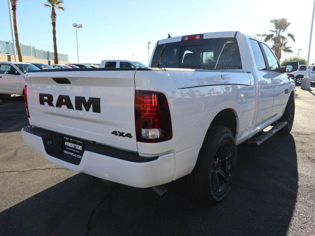 2018 new ram 1500 night 4x4 quad cab 6 39 4 box at prestige chrysler jeep dodge serving las vegas. Black Bedroom Furniture Sets. Home Design Ideas