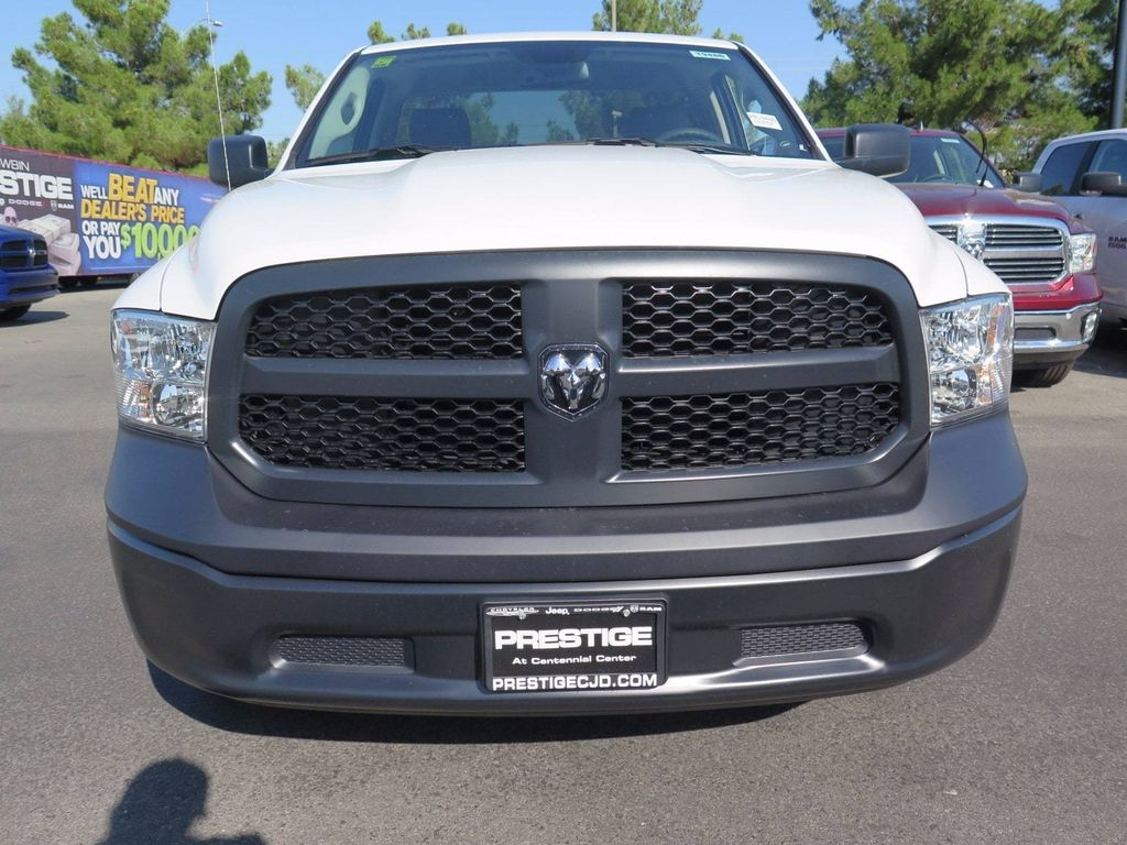 2018 Ram 1500 Tradesman 4x2 Regular Cab 8' Box - 16940459 - 1