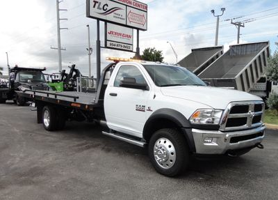 New Ram 5500 at TLC Truck & Equipment Ft Myers Serving Fort
