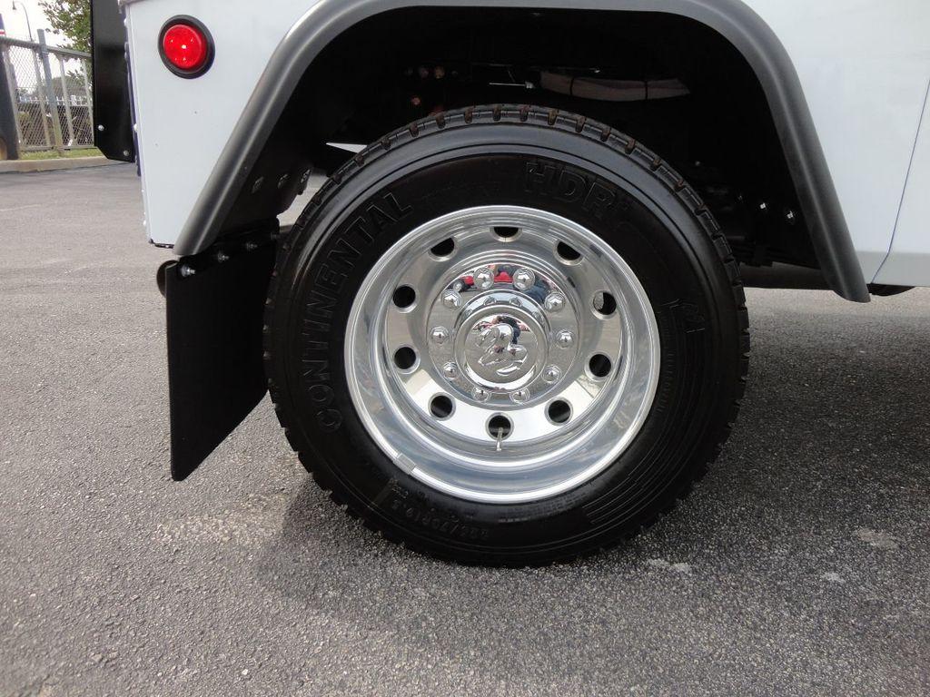2018 Ram 5500 SLT 4x4 CREW CAB..JERRDAN MPL-40 TWIN LINE WRECKER TOW - 17260981 - 10