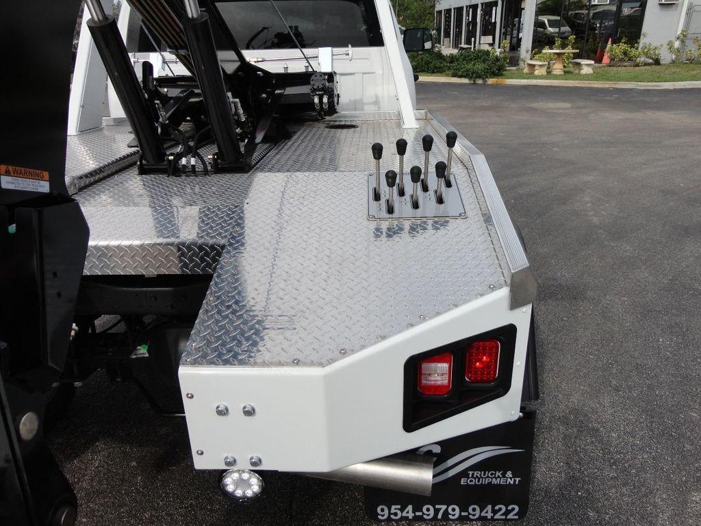 2018 Ram 5500 SLT 4x4 CREW CAB..JERRDAN MPL-40 TWIN LINE WRECKER TOW - 17260981 - 11
