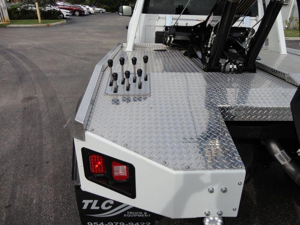 2018 Ram 5500 SLT 4x4 CREW CAB..JERRDAN MPL-40 TWIN LINE WRECKER TOW - 17260981 - 12