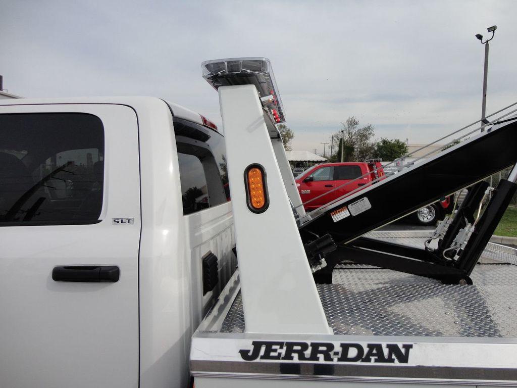 2018 Ram 5500 SLT 4x4 CREW CAB..JERRDAN MPL-40 TWIN LINE WRECKER TOW - 17260981 - 16