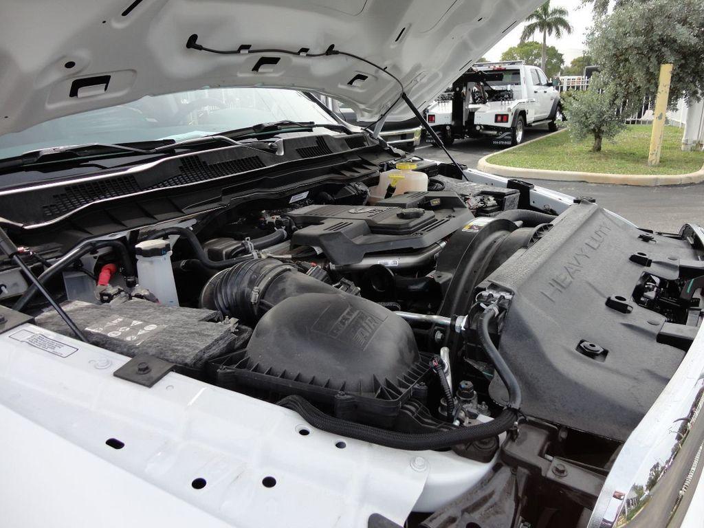 2018 Ram 5500 SLT 4x4 CREW CAB..JERRDAN MPL-40 TWIN LINE WRECKER TOW - 17260981 - 37