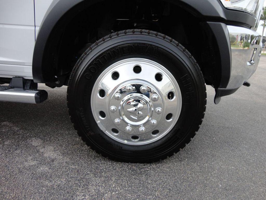 2018 Ram 5500 SLT 4x4 CREW CAB..JERRDAN MPL-40 TWIN LINE WRECKER TOW - 17260981 - 8