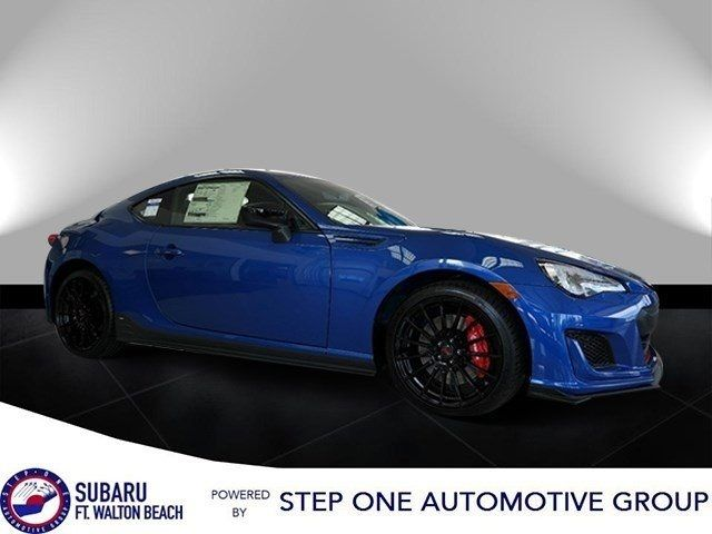 2018 New Subaru BRZ tS Manual at Volkswagen Subaru Fort Walton Beach, FL,  IID 17526993