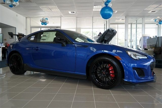 2018 Subaru BRZ tS Manual Coupe for Sale in Fort Walton ...