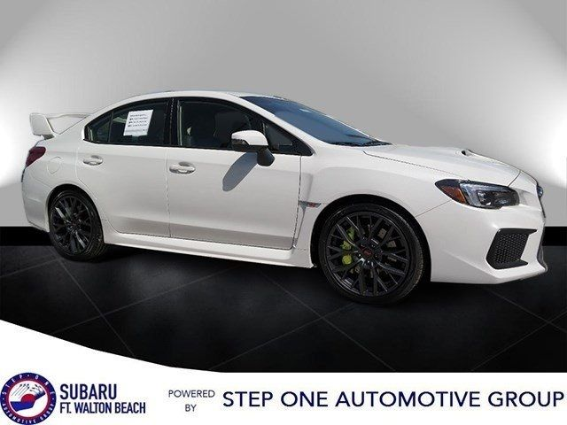 2018 Subaru WRX STI Manual Sedan for Sale Fort Walton Beach, FL - $40,639 -  Motorcar com