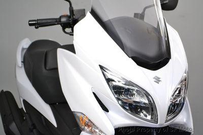New 2018 Suzuki BURGMAN 400