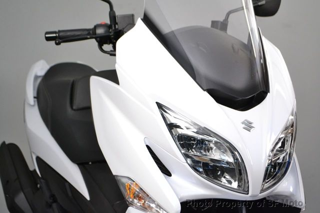 2018 Suzuki BURGMAN 400 ABS
