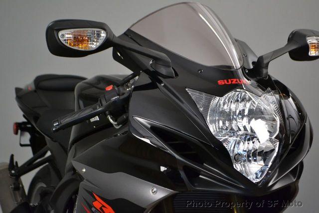 2018 Suzuki GSX-R750 1 AT THIS PRICE!
